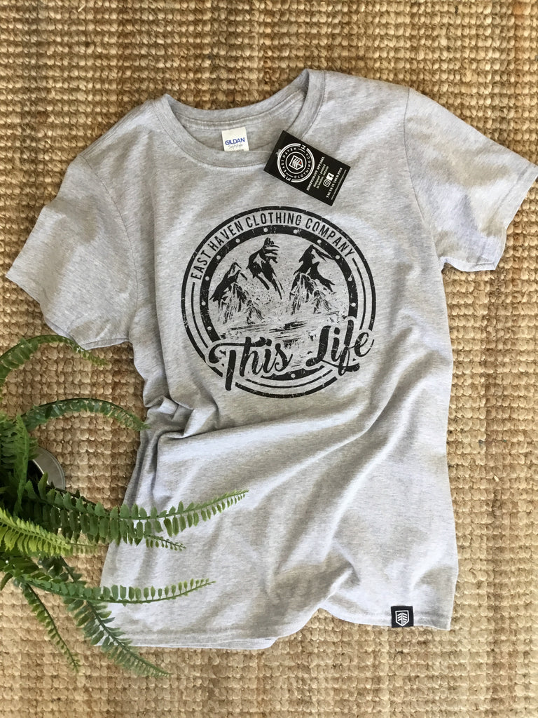 East Haven Clothing Co - This Life T-Shirts