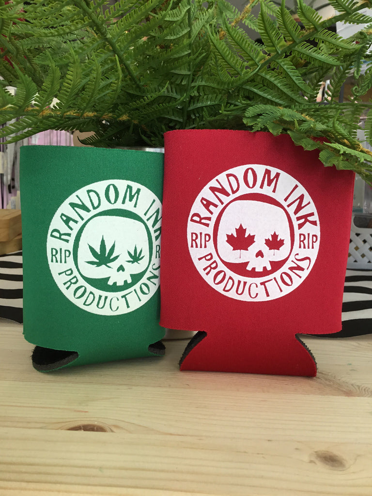Random Ink - Drink Koozies