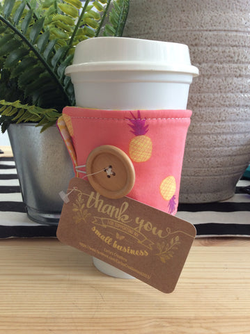 Carla's Creations - Coffee Sleeve