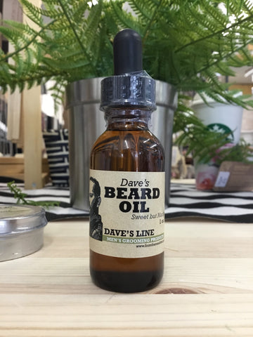 From The Meadow - Dave's Beard Oil