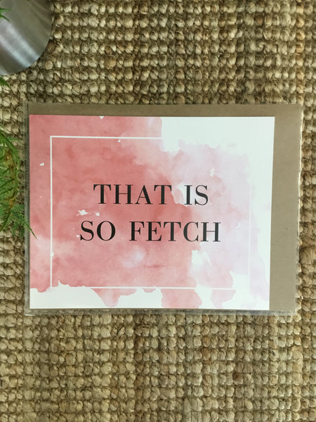 Mish Mash Boutique - Mean Girls Prints