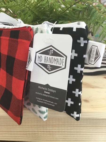 MD Handmade - Reusable Snack Bags