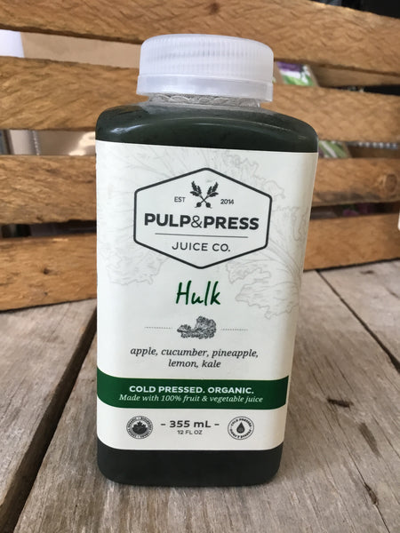 Pulp & Press - Cold Press Juice