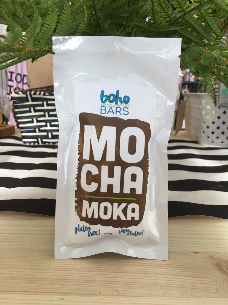 Boho Bakeshop - Boho Whole Food Bars