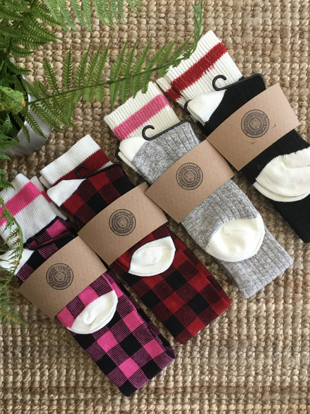 East Haven Clothing Co - Thigh High Socks
