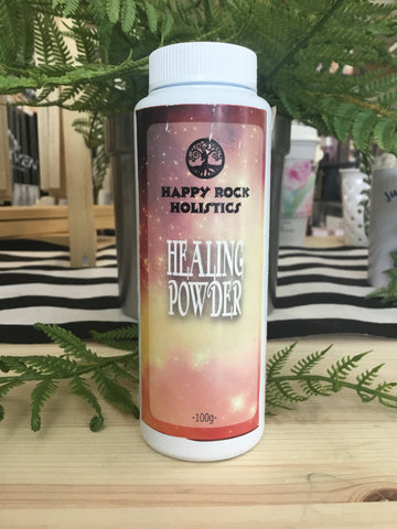 Happy Rock Holistics - Healing Powder