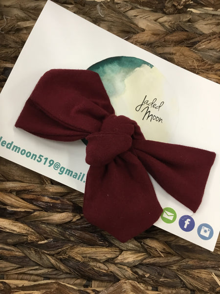 Jade Moon - Knot Headbands