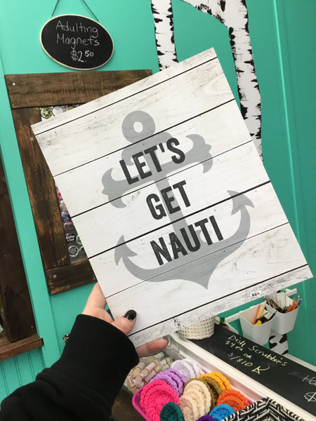 Mish Mash Boutique - Nautical Prints