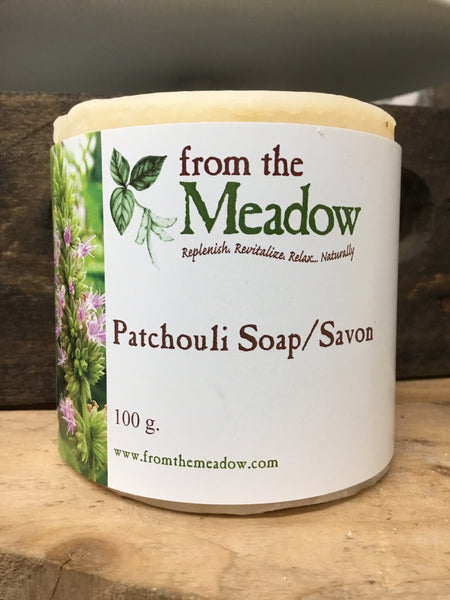 From The Meadow - Soap Bars