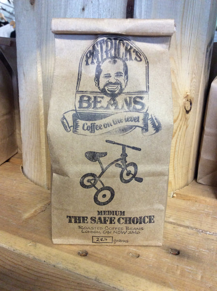 Patrick's Beans - Roasted Coffee Beans