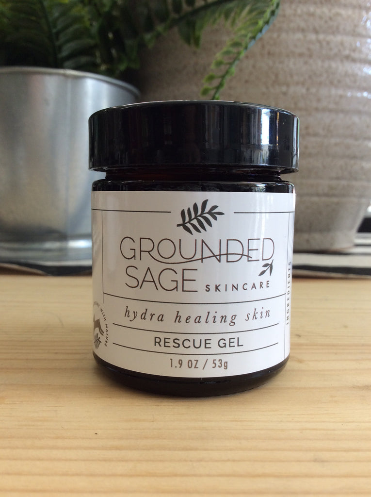 Grounded Sage - Facial Gels