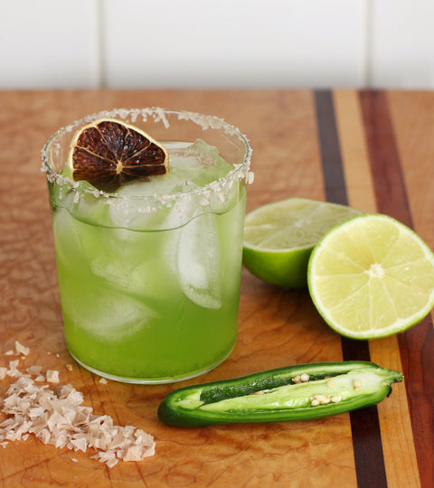 Smoky Hot Margarita