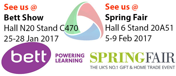 see Allcam at the Bett Show and SpringFair 2017