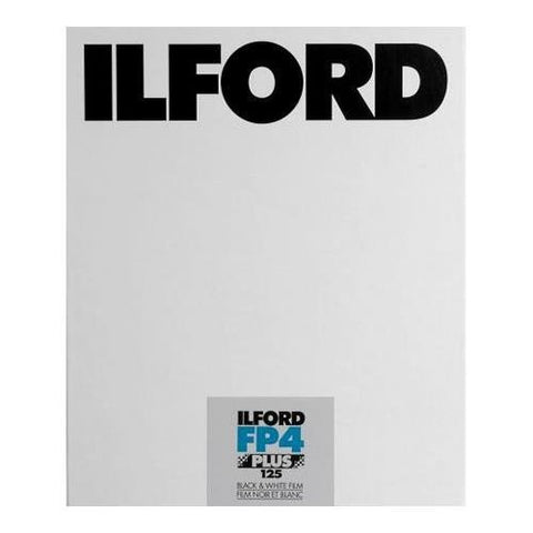 Ilford FP4 Plus 125 Large Format 4x5 B&W  Negative Film (25)