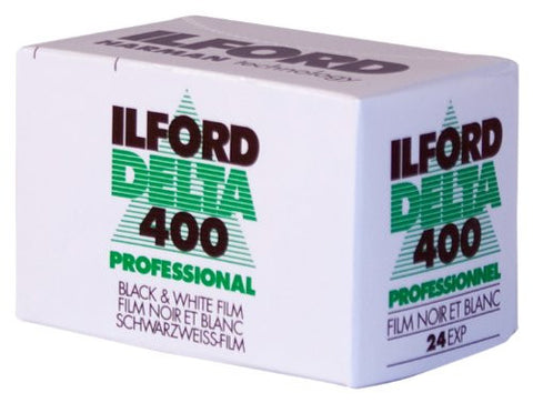 Ilford HP5 Plus 400 35mm 24 Exposures B&W  Negative Film