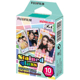 Fuji Instax Mini Deco Film for Fujifilm Mini 7/8/50/70/90 Instant Cameras (multiple decorative boarder options)