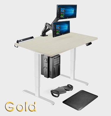 Ergonomic Suites: Standing Desks and Peripherals to reduce your sitting hours (12m contract)