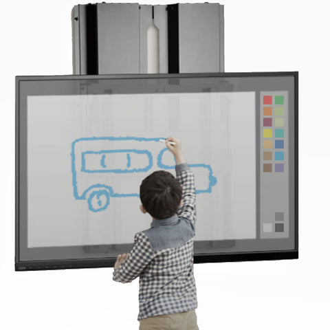 Allcam BL44 Balanced Lift for Interactive Whiteboard and LED/LCD Touch Screens