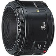 Canon EF 50mm f1.8 II Autofocus Lens for Canon Digital SLR Cameras