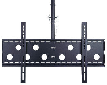 "CPLB102M Full 360° Motion Universal 32-55"" TV Ceiling Mount Bracket Tilt"