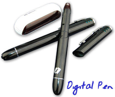 "Allcam DP201 Digital Pen: Digital Note Taker & 19"" Virtual Touch Screen"