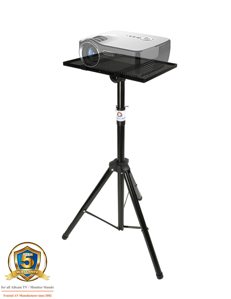 Allcam Acet750 Universal Projector Stand Tripod Laptop