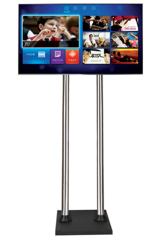Exceptional FS400BD Bolt Down TV Floor Stand W/ Mounting Bracket For 30 To 60 Inch