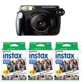 Fuji Instax 210 Instant Camera only (with or w/o film options): Instant Wide Photos 99x62 mm