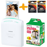 Fuji Instax Share SP-1 Instant Photo Printer for iPhone & Android Smartphone (Options to bundle instant film)