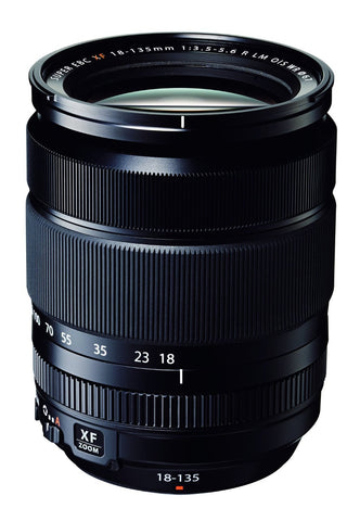 Fujinon XF 18-135mm f3.5-5.6 WR LM OIS Lens for Fuji CSC cameras (optional accessory kit)