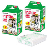 Fujifilm Instax Mini Film for Fuji Instax Mini 90, 70, 8, 7s Instant Cameras (multi pack options)