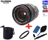 Fuji XF 18-55mmF2.8-4 R LM OIS Lens +UV Lens Filter + Pouch+ Cleaning Kit
