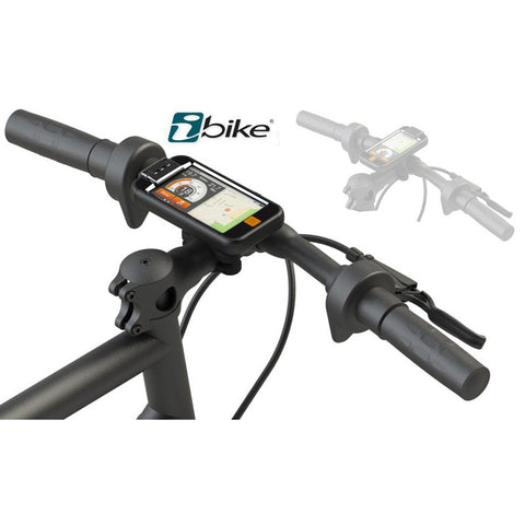 iBike Dash CC Weather Proof Cycle Computer +Bike Mount for iPhone 3, 4 & iPod Touch. Transform your iPhone or iPod touch into the ultimate cycling computer.