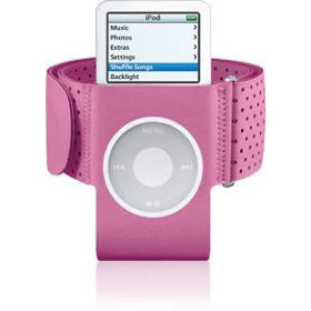 iPod Nano Armband in Pink for iPod Nano II/ 2nd Generation