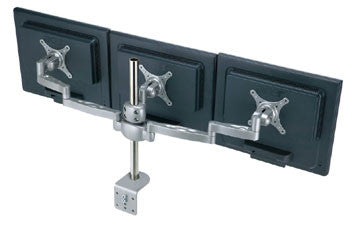 MDM06 Multi Screen Desk Mount Bracket: Triple LCD Monitor ver.