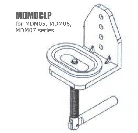 Desk Clamp for MDM04 MDM05 MDM06 MDM07 Multi Monitor Arm Bracket