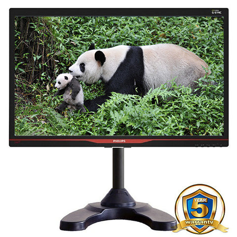 "MMS10s LED/LCD Monitor Desk Stand for 13""-27"" Screens with Weighted Base Black"