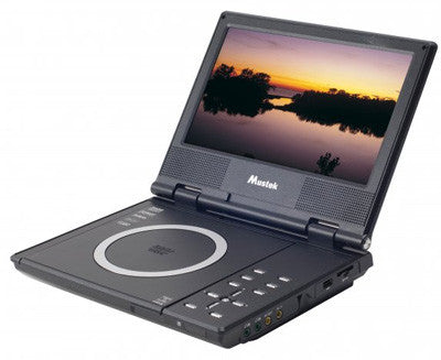 "Mustek MVP850E 8.5"" Portable DVD Player w/ USB & SD/MMC Slot"