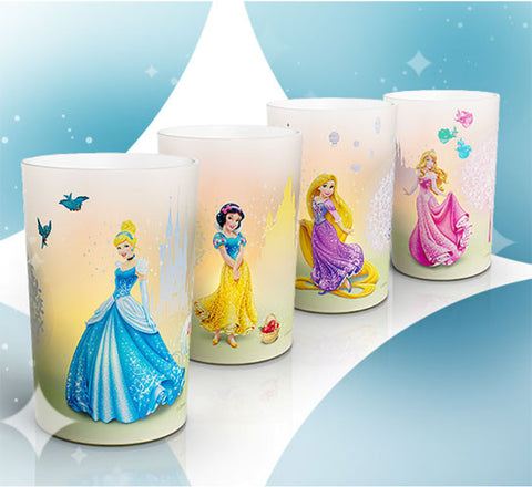 Philips Disney Princess LED Candle Night Lights: Snow White, Cinderella, Rapunzale, Sleeping Beauty