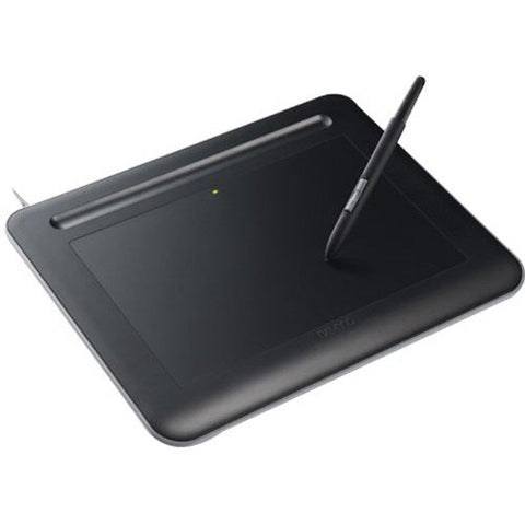 "Wacom Bamboo One Medium Graphics Tablet 6""x9"" Includes Drawing Stylus Pen (6""x9"" Graphics, Drawing Tablet for creating artistic pictures on your PC or Laptop. Brand New in White Box)"
