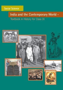 NCERT India and the Contemporary World - 1 Textbook in History for Class 9
