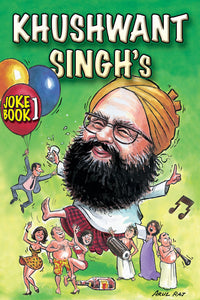 Khushwant Singh's Joke Book 1 - Book Published by Orient Paperbacks