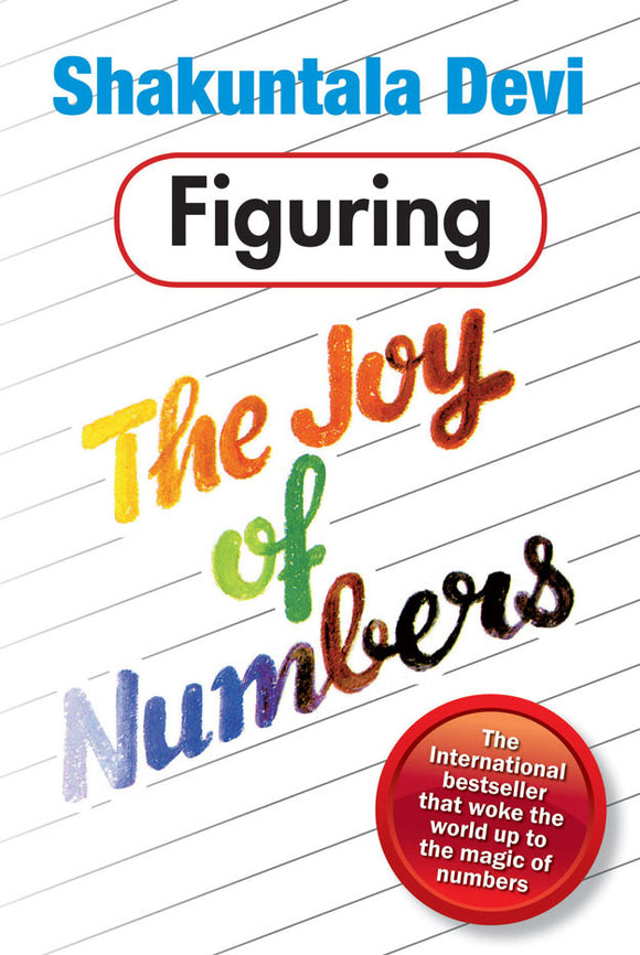Figuring: The Joy of Numbers - Book Published by Orient Paperbacks