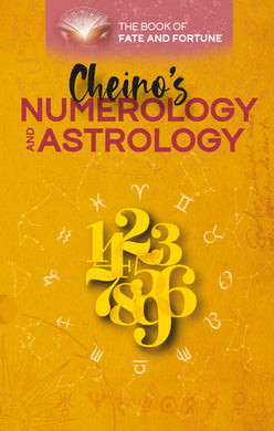 Book of Fate and Fortune: Numerology and Astrology - Book Published by Orient Paperbacks