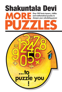 More Puzzles - Book Published by Orient Paperbacks