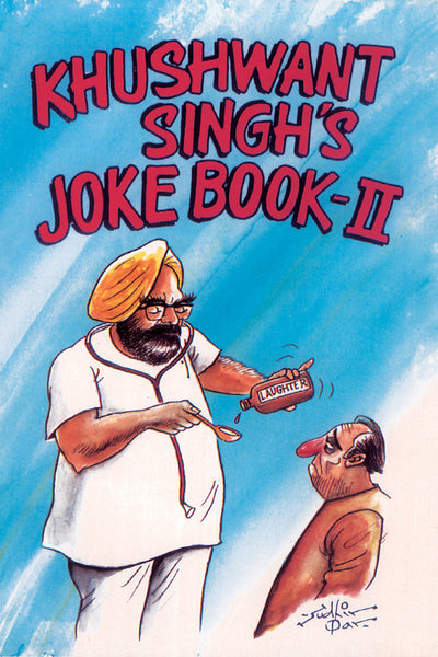Khushwant Singh's Joke Book 2 - Book Published by Orient Paperbacks