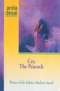 Cry, The Peacock - Book Published by Orient Paperbacks