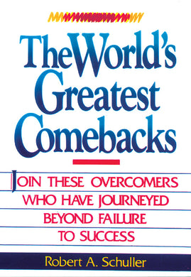 World's Greatest Comebacks - Book Published by Orient Paperbacks