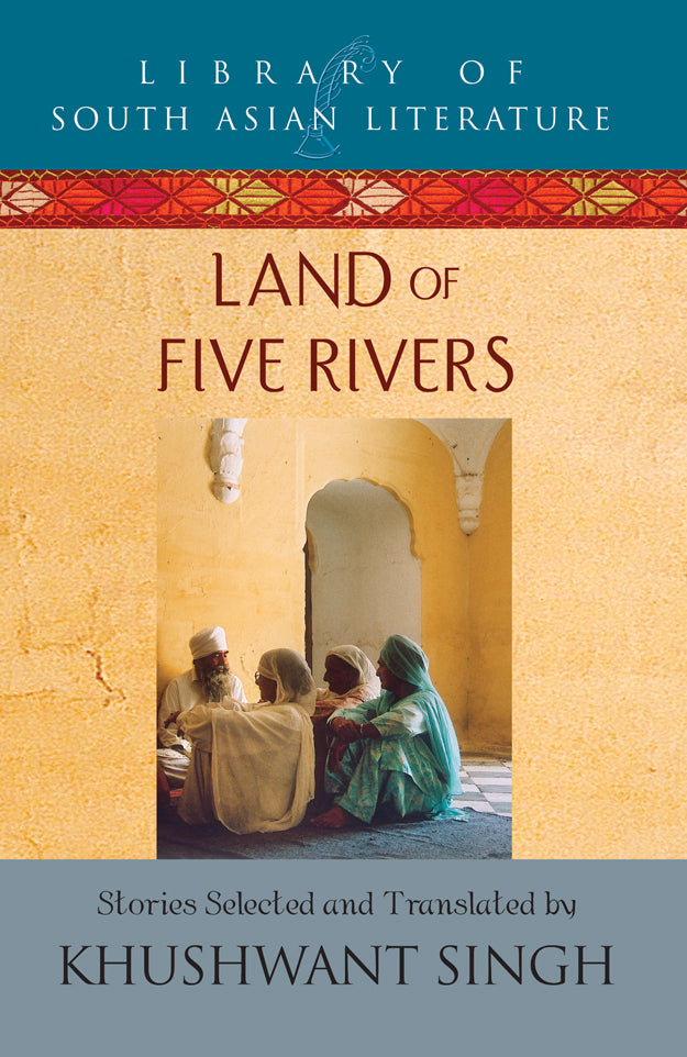 Land of Five Rivers - Book Published by Orient Paperbacks