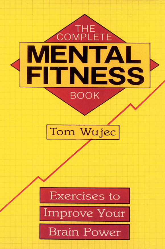 Complete Mental Fitness Book - Book Published by Orient Paperbacks